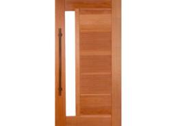 Porta Externa BBB Vidro